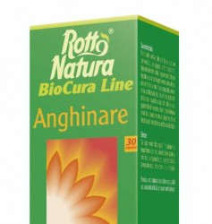 ANGHINARE EXTRACT x 30 CPS Rotta Natura