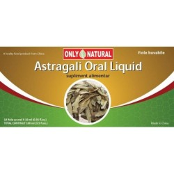 Astragali 2000mg 10fiole 10ml Only Natural