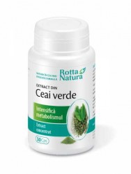 CEAI VERDE EXTRACT X 30 CPS Rotta Natura