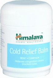 Cold Relief Balm 50gr (Balsam decongestionant)Himalaya