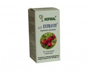 Gal Extravit  30cpr masticabile Hofigal
