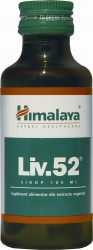 Liv 52 sirop (hepatoprotector herbomineral) st. x 100 ml Himalaya