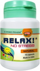 RELAX NO STRESS 10cps Cosmo Pharm