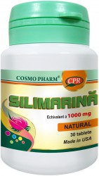 SILIMARINA 30 tablete Cosmo Pharm
