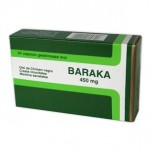 BARAKA 450MG 24CPS PHARCO