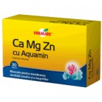 CA-MG-ZN AQUAMIN 30CPR Walmark