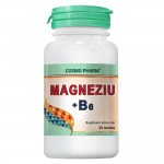 MAGNEZIU + B6 30 TABLETE Cosmo Pharm
