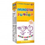 SIROP IMUNOSTIM JUNIOR Advanced Kids 125ml Cosmo Pharm