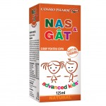 SIROP NAS & GAT Advanced Kids 125ml Cosmo Pharm