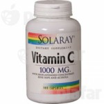 Vitamin C 1000mg (adulti) 100 capsule vegetale Secom