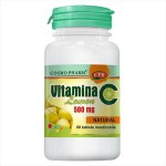 Vitamina C Lemon 60tb Cosmo Pharm