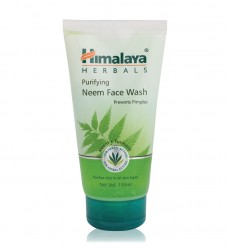 Purifying Neem Face Wash 150ml (Gel de curatare a fetei cu extract de neem) Himalaya