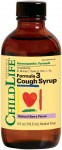 Cough Syrup 118.50ml (gust de fructe) Secom