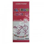 SIROP ADVANCED KIDS ALERGO JUNIOR 125ML COSMO PHARM