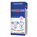 SIROP ADVANCED KIDS SOMNIC 125ML COSMO PHARM