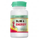 SLIM & ENERGY 30 COSMO PHARM