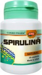 SPIRULINA 500mg 30 tablete Cosmo Pharm