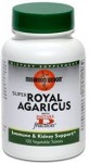 Super Royal Agaricus 120 tablete vegetale Secom